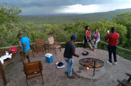 Mhlumeni Bush Camp: A world away from the city hustle and bustle