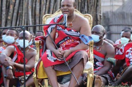 King Mswati III misses glorious opportunity